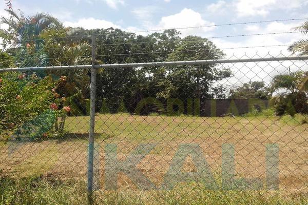 Foto de terreno habitacional en renta en  , tierra blanca, tuxpan, veracruz de ignacio de la llave, 8295978 No. 05