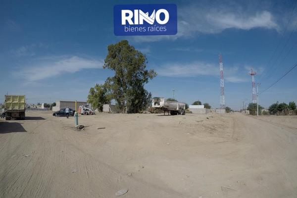 Foto de terreno habitacional en venta en tierra cálida , saturno, mexicali, baja california, 10265621 No. 01