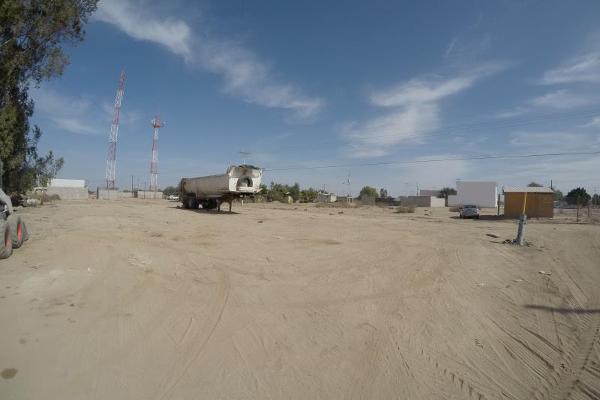 Foto de terreno habitacional en venta en tierra cálida , saturno, mexicali, baja california, 10265621 No. 02