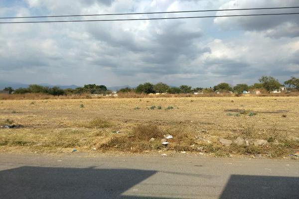 Foto de terreno habitacional en venta en  , tierra larga, cuautla, morelos, 7513549 No. 01