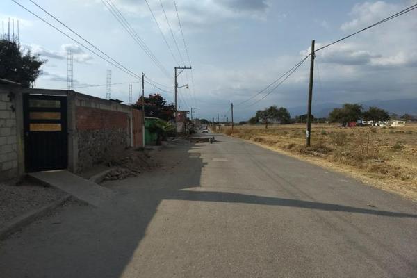 Foto de terreno habitacional en venta en  , tierra larga, cuautla, morelos, 7513549 No. 02