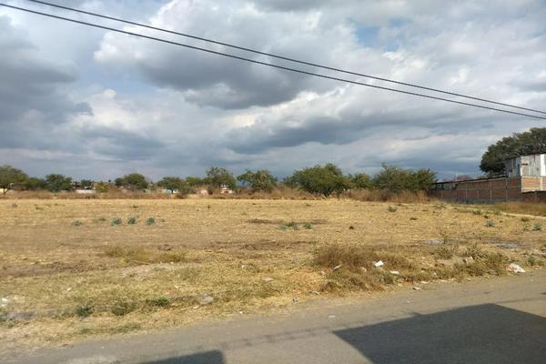 Foto de terreno habitacional en venta en  , tierra larga, cuautla, morelos, 7513549 No. 04