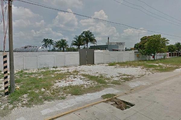 Foto de terreno habitacional en venta en  , tierra nueva, coatzacoalcos, veracruz de ignacio de la llave, 5694362 No. 01