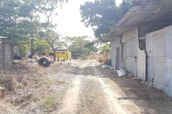 Foto de terreno habitacional en venta en  , tierra nueva, coatzacoalcos, veracruz de ignacio de la llave, 8071050 No. 03