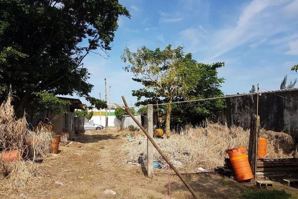 Foto de terreno habitacional en venta en  , tierra nueva, coatzacoalcos, veracruz de ignacio de la llave, 8071050 No. 06