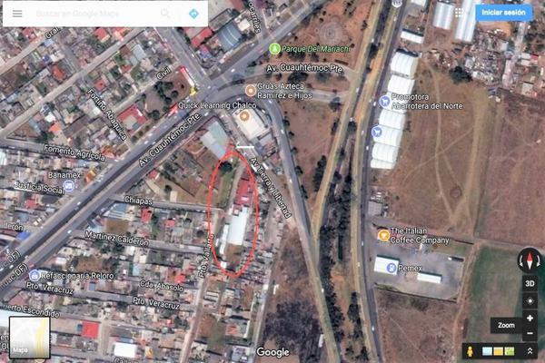 Foto de bodega en venta en tierra y libertad , chalco de díaz covarrubias centro, chalco, méxico, 10952012 No. 01