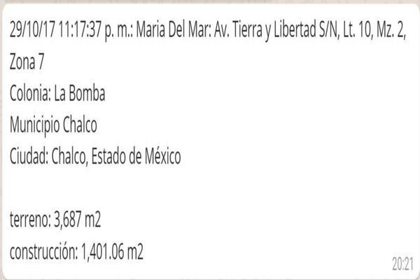 Foto de bodega en venta en tierra y libertad , chalco de díaz covarrubias centro, chalco, méxico, 10952012 No. 04
