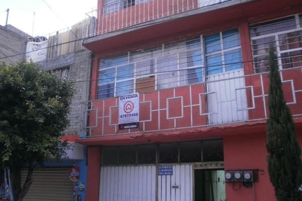 Foto de edificio en venta en tito ferrer , santa martha acatitla sur, iztapalapa, distrito federal, 5693882 No. 01