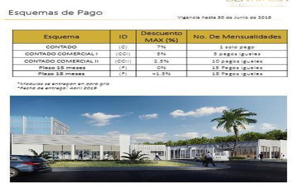 Foto de oficina en venta en  , tixcacal opichen, mérida, yucatán, 14027682 No. 14