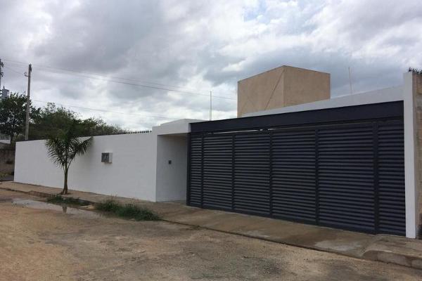 Foto de casa en venta en  , tixcuytun, tekax, yucatán, 7861355 No. 01