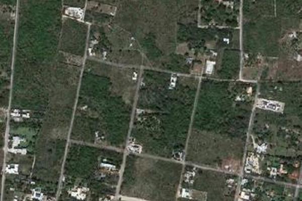 Foto de terreno habitacional en venta en  , tixcuytun, tekax, yucatán, 7952931 No. 02
