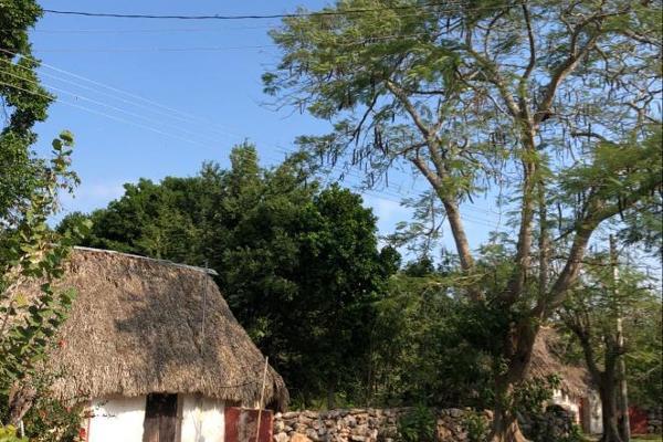 Foto de terreno habitacional en venta en  , tixkuncheil, baca, yucatán, 0 No. 07