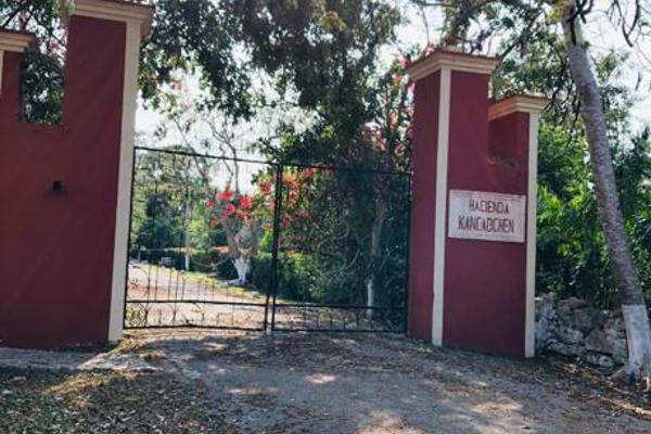 Foto de terreno habitacional en venta en  , tixkuncheil, baca, yucatán, 0 No. 09