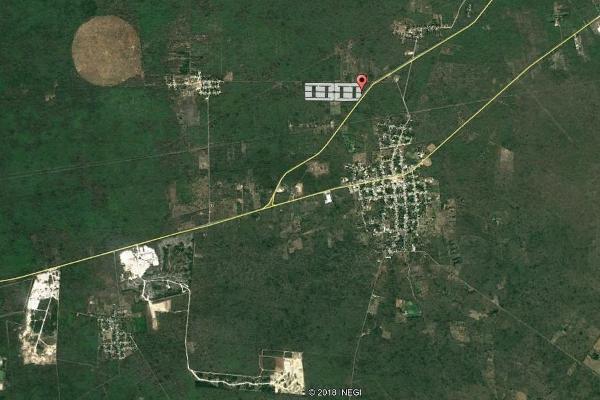 Foto de terreno habitacional en venta en  , tixpehual, tixpéhual, yucatán, 6169267 No. 03