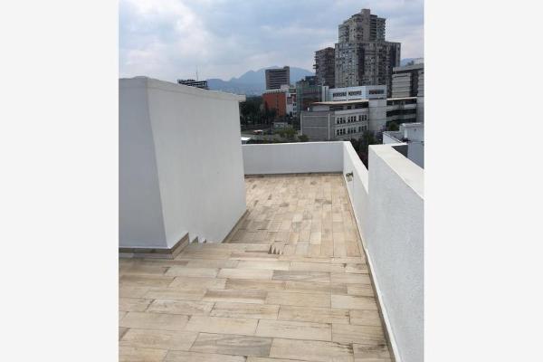 Foto de departamento en venta en tizapan san angel , tizapan, álvaro obregón, df / cdmx, 5886458 No. 01