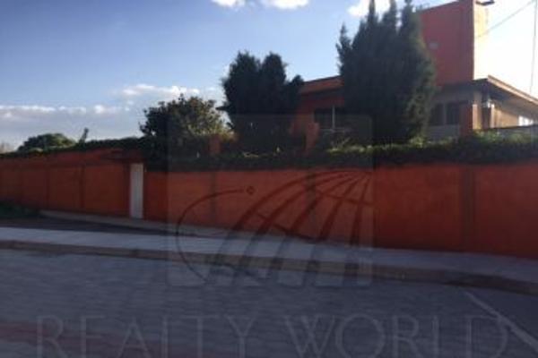 Foto de terreno habitacional en venta en  , tizatlalli, metepec, méxico, 5300602 No. 01