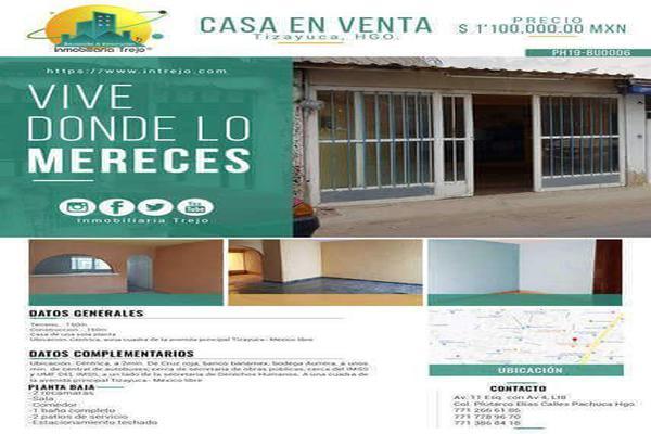 Foto de casa en venta en  , tizayuca centro, tizayuca, hidalgo, 10102625 No. 10