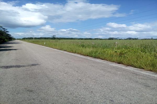 Foto de rancho en venta en  , tizimin centro, tizimín, yucatán, 14028331 No. 02