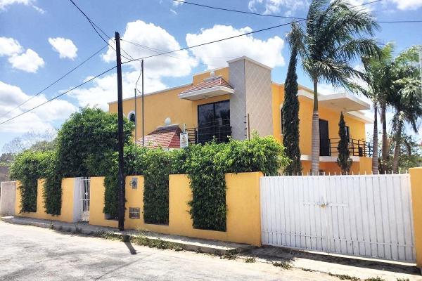 Foto de casa en venta en  , tizimin centro, tizimín, yucatán, 14028363 No. 01