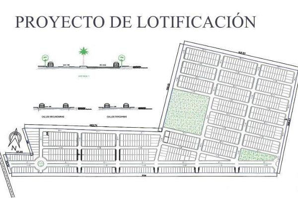 Foto de terreno habitacional en venta en  , tizimin centro, tizimín, yucatán, 7861335 No. 03