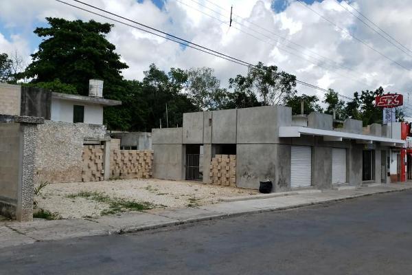 Foto de terreno habitacional en venta en  , tizimin centro, tizimín, yucatán, 8339941 No. 01