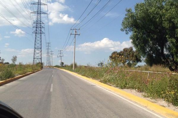 Foto de terreno industrial en venta en  , tlacateco, tepotzotlán, méxico, 3162298 No. 05