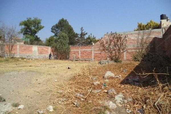 Foto de terreno habitacional en venta en  , tlacateco, tepotzotlán, méxico, 4633121 No. 03