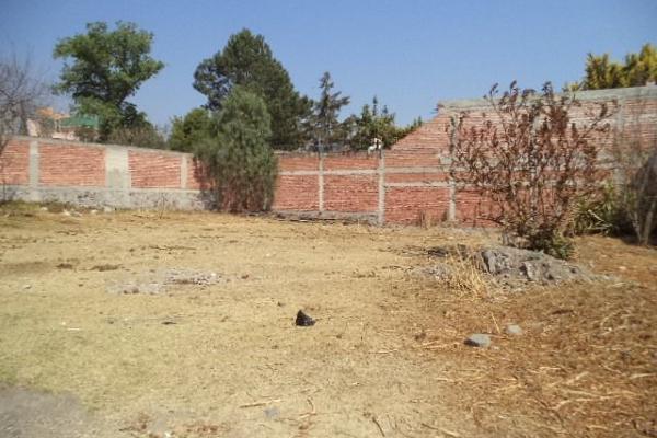 Foto de terreno habitacional en venta en  , tlacateco, tepotzotlán, méxico, 4633121 No. 04