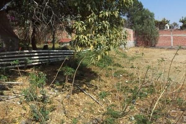Foto de terreno habitacional en venta en  , tlacateco, tepotzotlán, méxico, 4633121 No. 09