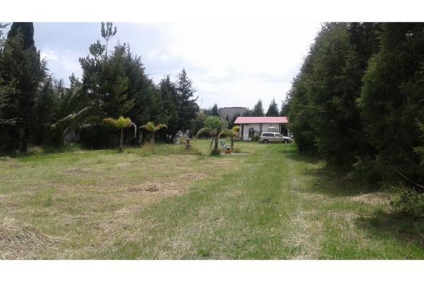 Foto de terreno habitacional en venta en  , tlacomulco, tlaxcala, tlaxcala, 5799718 No. 01