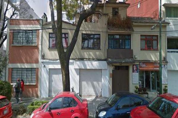 Foto de terreno habitacional en venta en  , tlacoquemecatl, benito juárez, df / cdmx, 9243320 No. 01
