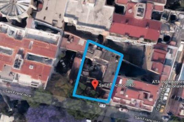 Foto de terreno habitacional en venta en  , tlacoquemecatl, benito juárez, df / cdmx, 9243320 No. 02