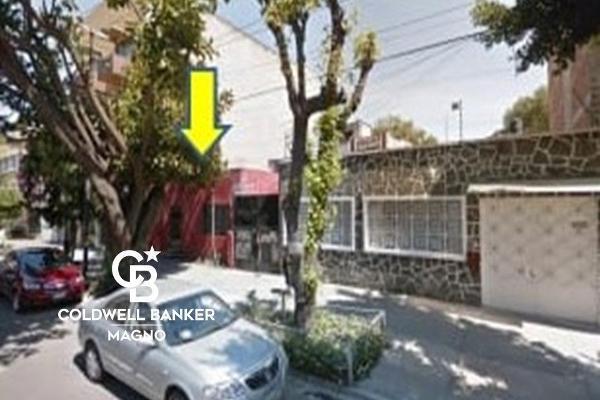 Foto de terreno habitacional en venta en tlacotalpan , roma sur, cuauhtémoc, df / cdmx, 5804739 No. 01