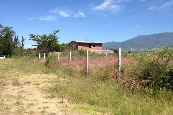 Foto de terreno habitacional en venta en  , tlalixtac de cabrera, tlalixtac de cabrera, oaxaca, 2735657 No. 09