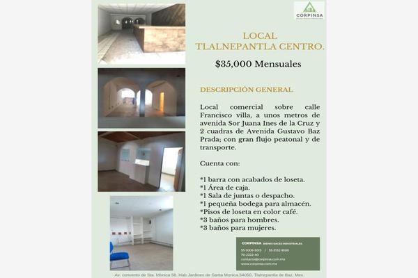Foto de local en renta en  , tlalnepantla centro, tlalnepantla de baz, méxico, 8434615 No. 03