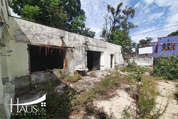 Foto de terreno habitacional en venta en  , tlalpan centro, tlalpan, df / cdmx, 18703987 No. 02
