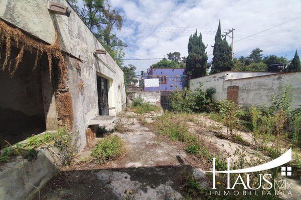 Foto de terreno habitacional en venta en  , tlalpan centro, tlalpan, df / cdmx, 18703987 No. 03