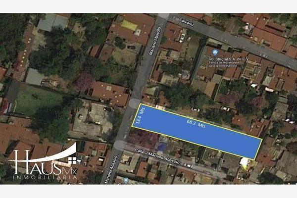 Foto de terreno habitacional en venta en  , tlalpan centro, tlalpan, df / cdmx, 18703987 No. 08