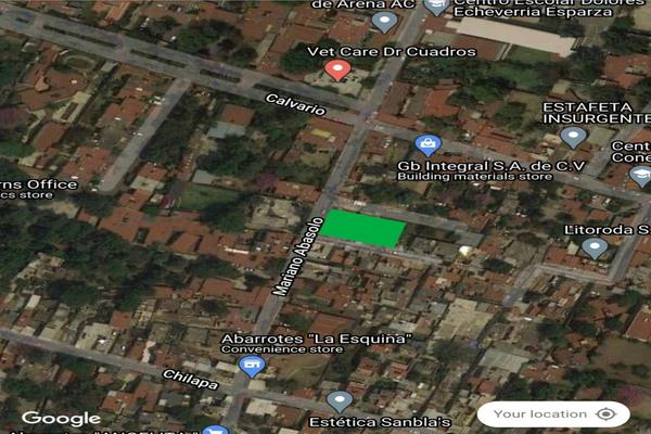 Foto de terreno habitacional en venta en  , tlalpan centro, tlalpan, df / cdmx, 20064658 No. 01