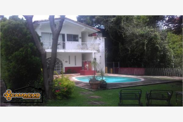 Foto de casa en venta en  , tlaltenango, cuernavaca, morelos, 5686620 No. 01
