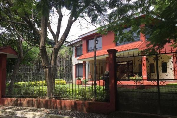 Foto de casa en venta en  , tlaltenango, cuernavaca, morelos, 7962383 No. 01