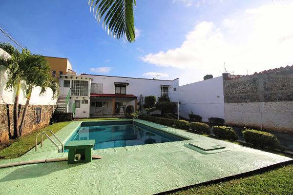 Foto de casa en venta en tlaquiltenango 200, reforma, cuernavaca, morelos, 0 No. 01