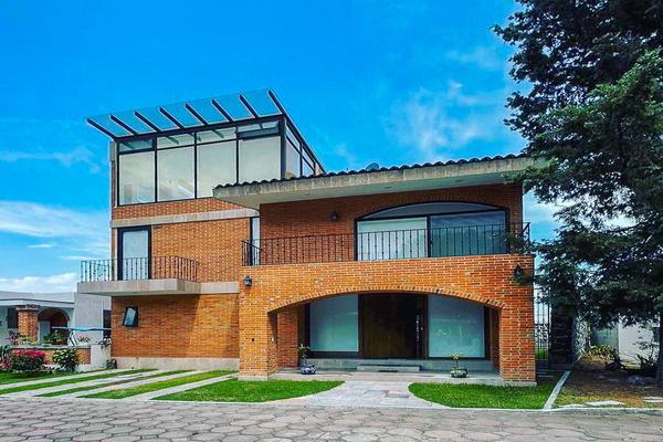 Foto de casa en venta en tlatlauquitepec , san francisco acatepec, san andrés cholula, puebla, 0 No. 01