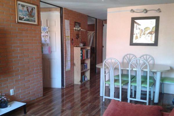 Foto de departamento en venta en tlaxcala 1, desarrollo habitacional el arcángel, cuautlancingo, puebla, 8877443 No. 03