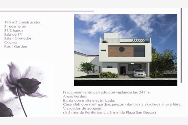 Foto de casa en venta en tlaxcala 101, san diego los sauces, cuautlancingo, puebla, 18531885 No. 02