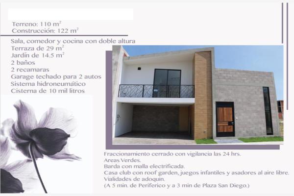 Foto de casa en venta en tlaxcala 101, san diego los sauces, cuautlancingo, puebla, 18531889 No. 02