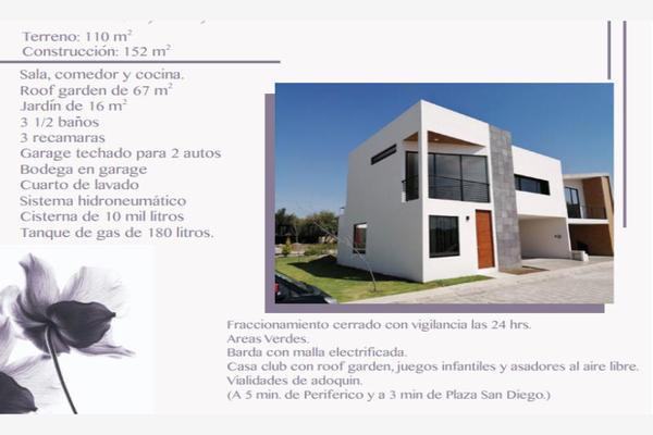 Foto de casa en venta en tlaxcala 101, san diego los sauces, cuautlancingo, puebla, 18531901 No. 02
