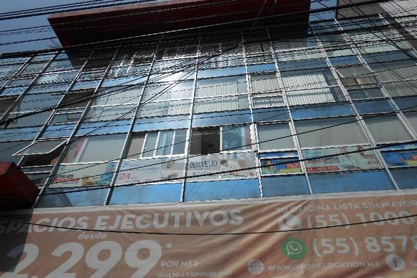 Foto de oficina en renta en tlaxcala , hipódromo, cuauhtémoc, df / cdmx, 5708953 No. 09