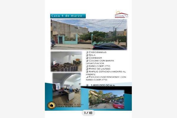 Foto de casa en venta en tlaxcaltecas 1, 4 de marzo, los cabos, baja california sur, 20762805 No. 02