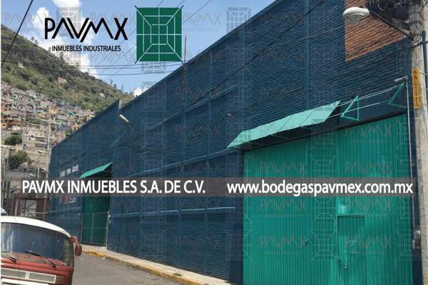 Foto de nave industrial en renta en tlaxconcahuac 10, la pastora, gustavo a. madero, df / cdmx, 8875002 No. 06